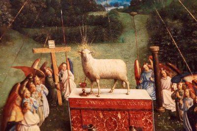 gent stadsmuseum mystic lamb altari detay 400x266