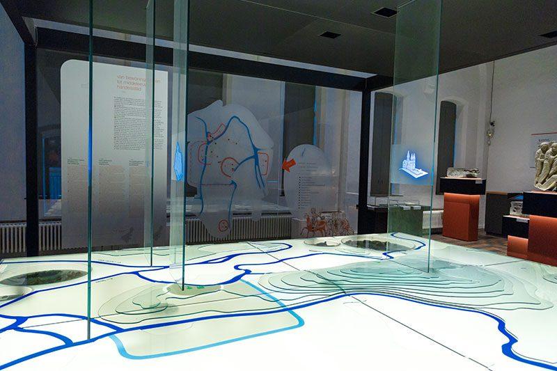 gent stadsmuseum topografi haritasi