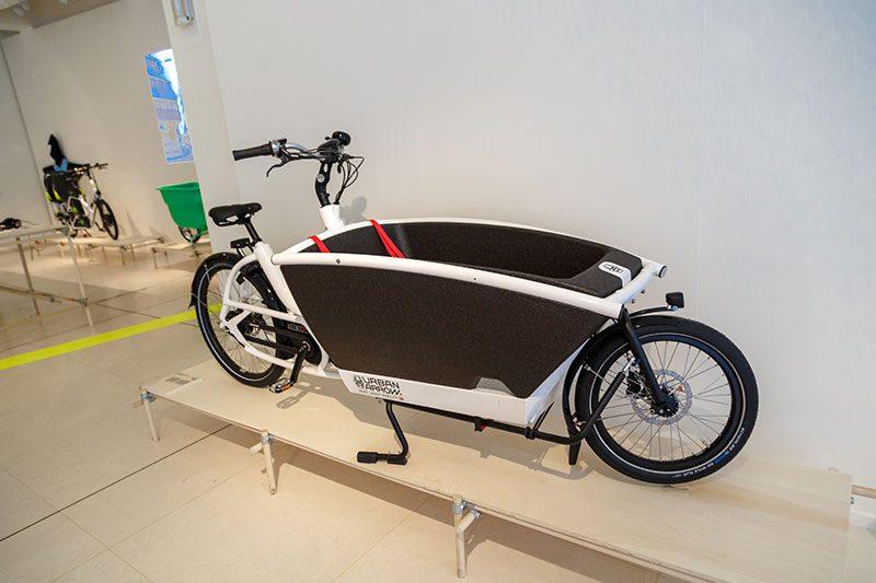 gent tasarim muzesi siradisi bisikletler