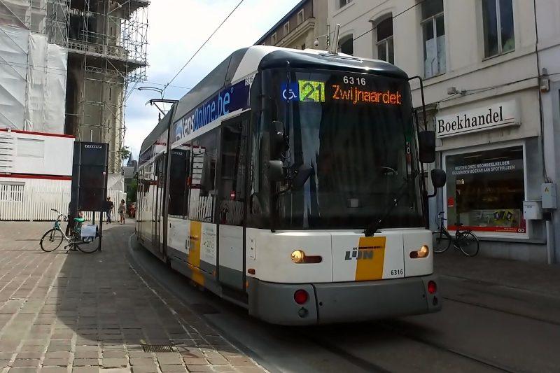 gent tram kullanimi