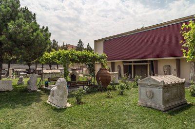konya arkeoloji muzesi bahcesi 400x266