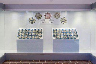 konya karatay muzesi duvar cinileri sergisi 400x266