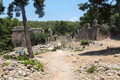 antalya lyrbe seleukeia antik kenti gezi notlari 400x266