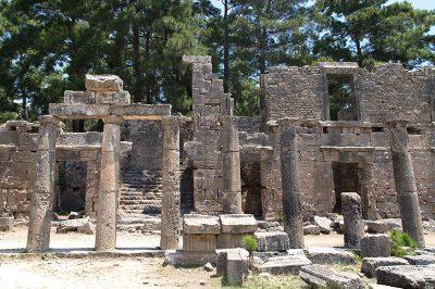 antalya lyrbe seleukeia antik kenti nerede nasil gidilir 400x266