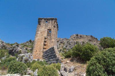 antalya serik sillyon antik kenti anit mezar 400x266