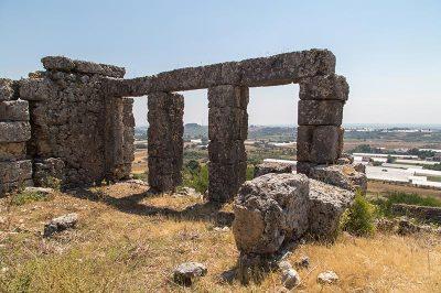 antalya serik sillyon antik kenti gorulecek yerler 400x266