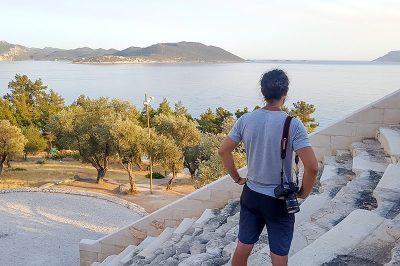 antiphellos antik kenti tiyatrosu gorulecek yerler 400x266