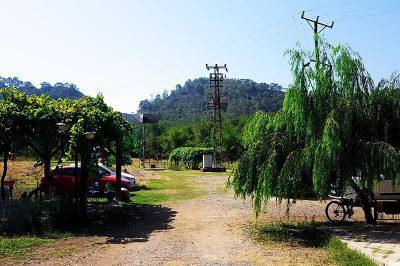 camp caretta fethiye cadir kampi girisi 400x266