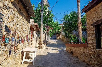 Datça Ege ile Akdeniz'i Ayıran Yarımada