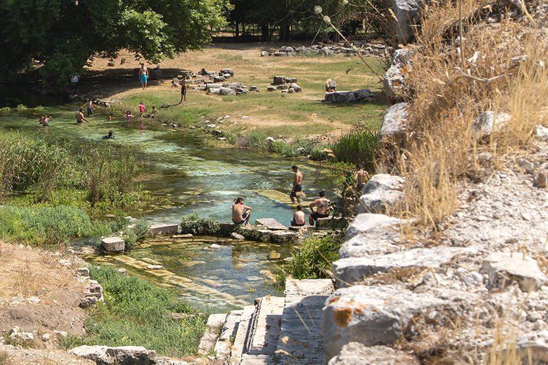finike limyra antik kenti dere suyu