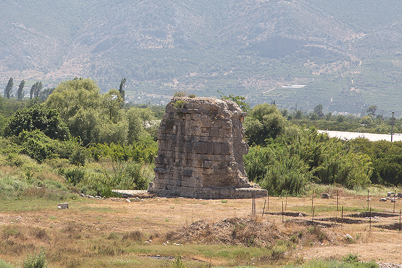 finike limyra antik kenti tarihi kent