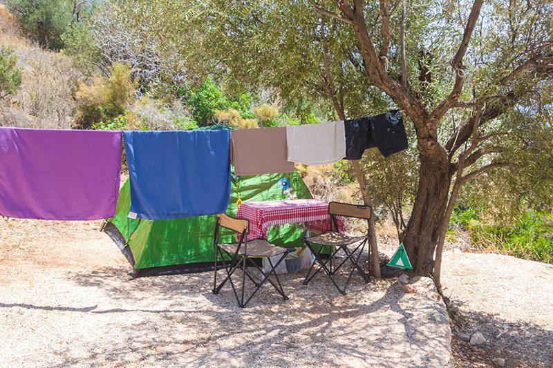 kas camping cadir kampi konaklama