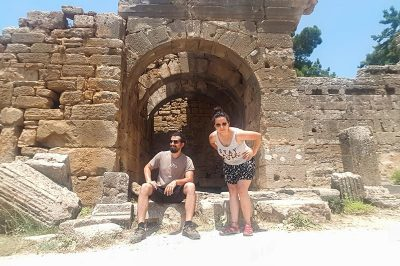 lyrbe seleukeia antik kenti gezilecek yerler 400x266