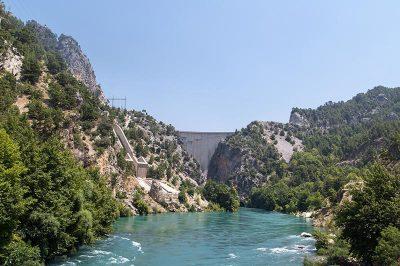manavgat oymapinar baraji gorulecek yerler 400x266