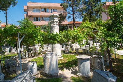 mugla milas muzesi tarihi eserleri 400x266