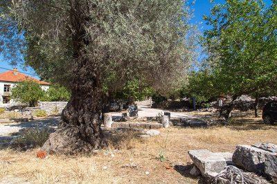mugla sidyma antik kenti gezilecek yerler 400x266