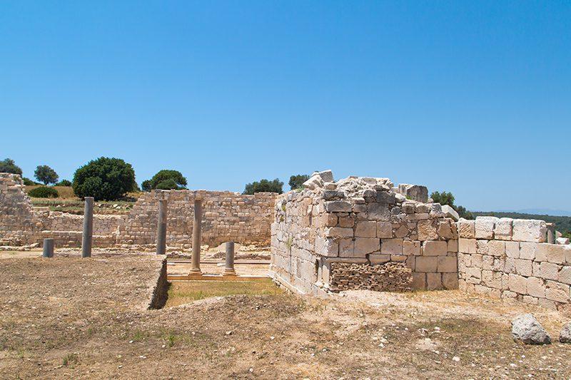 patara antik kenti gorulecek yerler