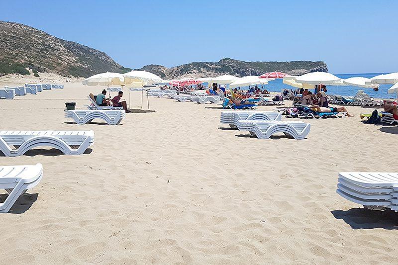 patara plaji gorulecek yerler