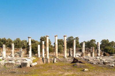 aydin nysa antik kenti sutunlu cadde gezi 400x266