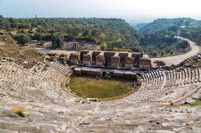 aydin nysa antik kenti tiyatro manzarasi 400x266