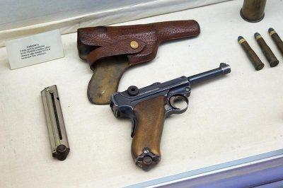 aydin yenipazar yoruk ali eve muzesi tabanca 400x266