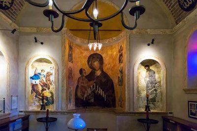 ayvalik agios yannis kilisesi freskleri 400x266
