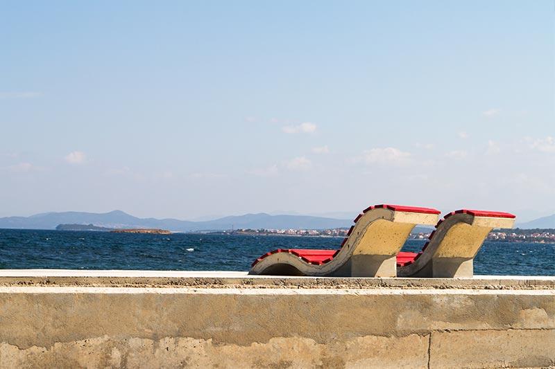 ayvalik duba belediye plaji gezi