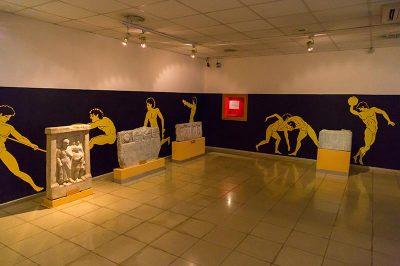 izmir tarih ve sanat muzesi olimpiyat oyunlari salonu 400x266