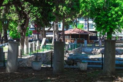 sinop arkeoloji muzesi serapis mabedi kalintilari 400x266