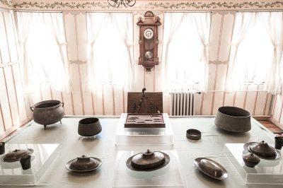 sinop etnografya muzesi mutfak malzemeleri 400x266