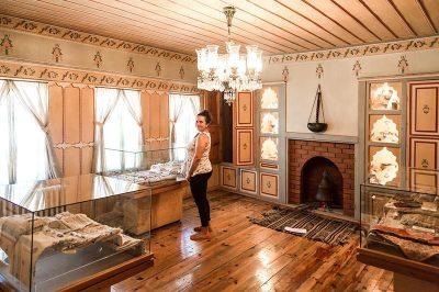 sinop etnografya muzesi tarihi eserler 400x266