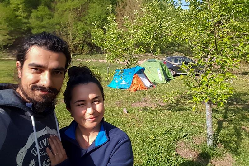 duzce simsirlik kamp alani gezilecek yerler