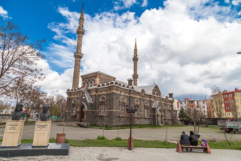 kars fethiye camii rus mimarisi