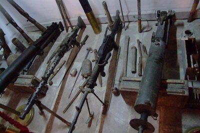 inonu savaslari karargah muzesi silahlari 400x266