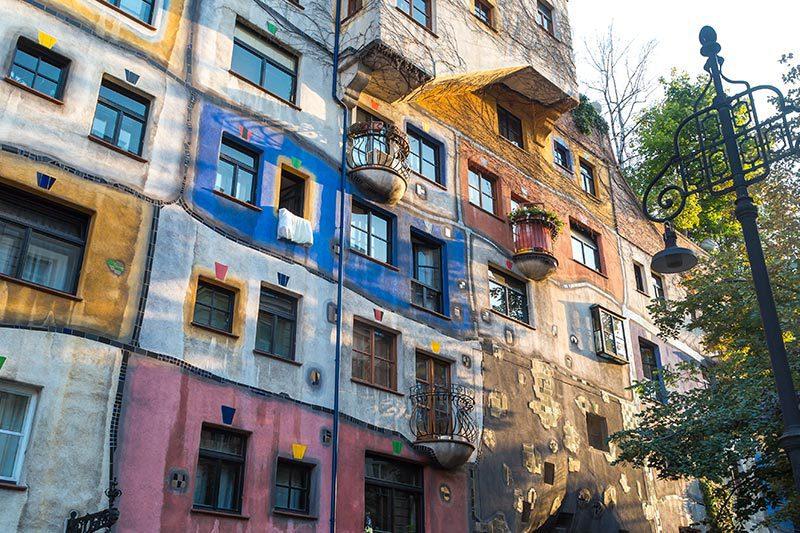 viyana hundertwasser evi gezilecek yerler