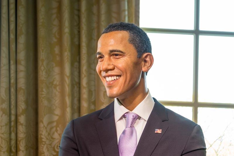 viyana madame tussauds muzesi barack obama