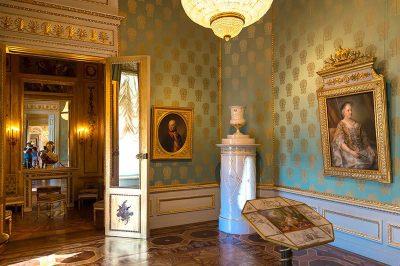 viyana albertina muzesi habsburg hanedani klasik odalar 400x266