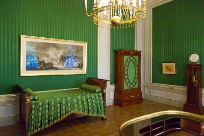 viyana albertina muzesi kraliyet dekoratif mobilyalar 400x266