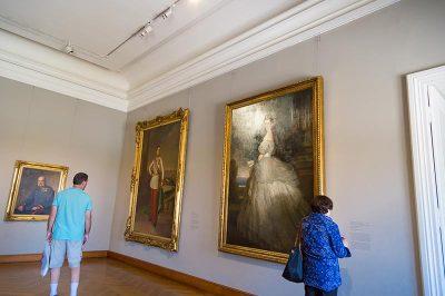 viyana belvedere sarayi sanat eserleri tablolari 400x266