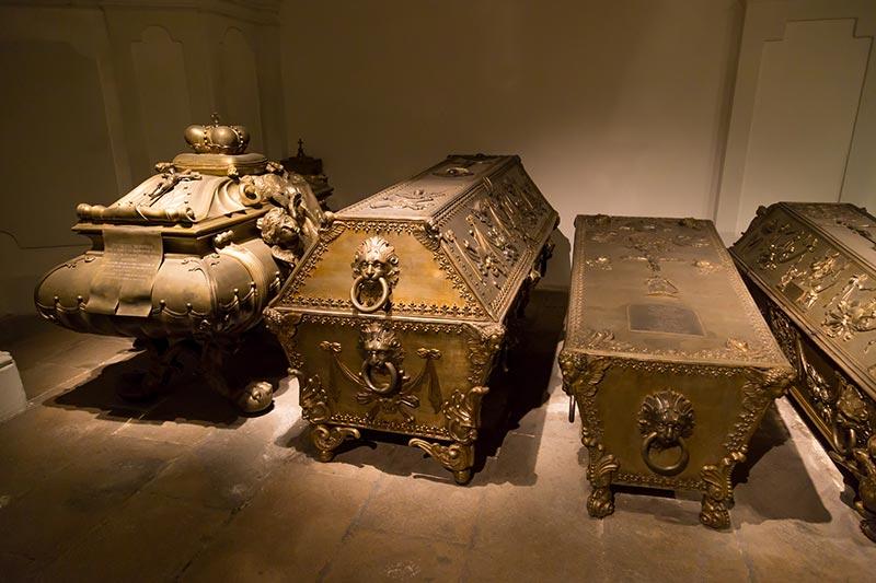 viyana imperial crypt kraliyet mezarligi gezi