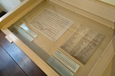 viyana mozart evi muzesi eserleri 400x266