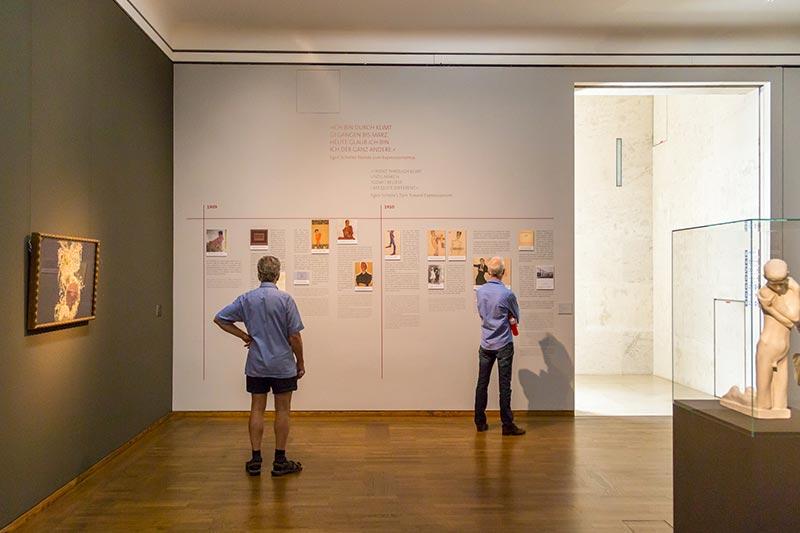viyana museumsquartier leopold muzesi gezi notlari