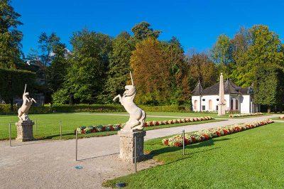 hellbrunn sarayi cesmeleri fiskiyeleri 400x266