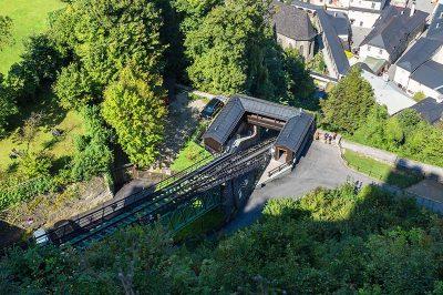 hohensalzburg salzburg kalesi funikuler 400x266
