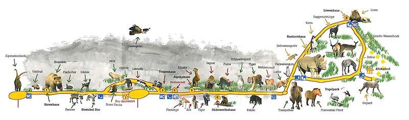 salzburg hayvanat bahcesi turleri