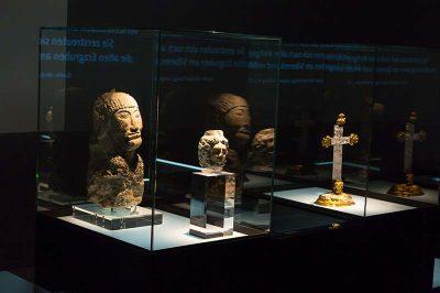 salzburg muzesi arkeolojik eserler salonu 400x266
