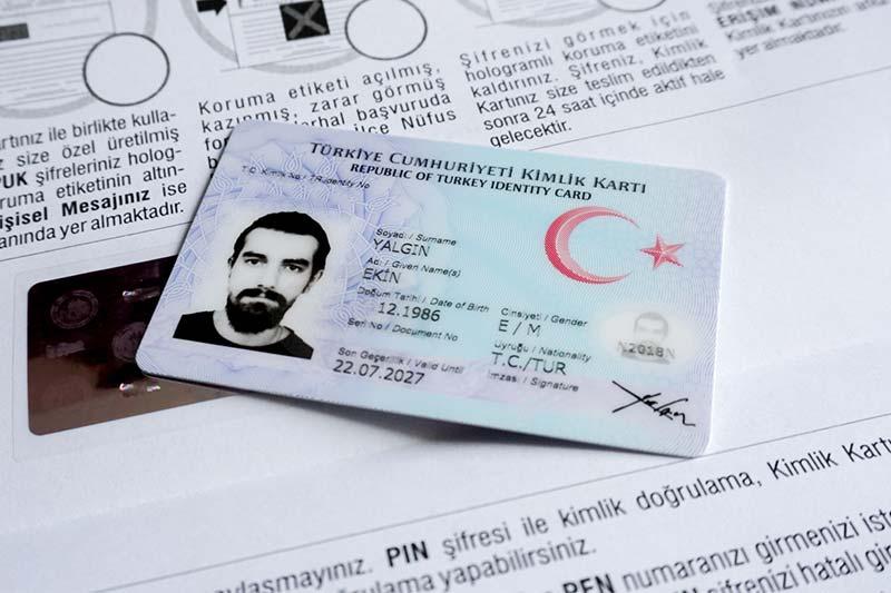 yeni cipli kimlik karti nedir