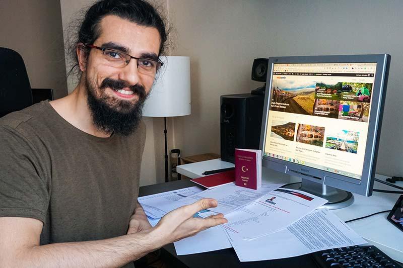abd vizesi gerekli belgeleri toplama