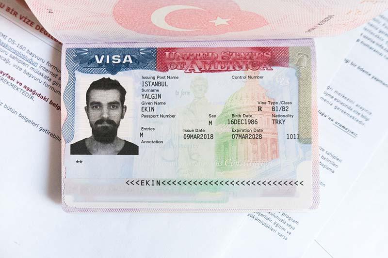 amerika vizesi basvuru sonucu