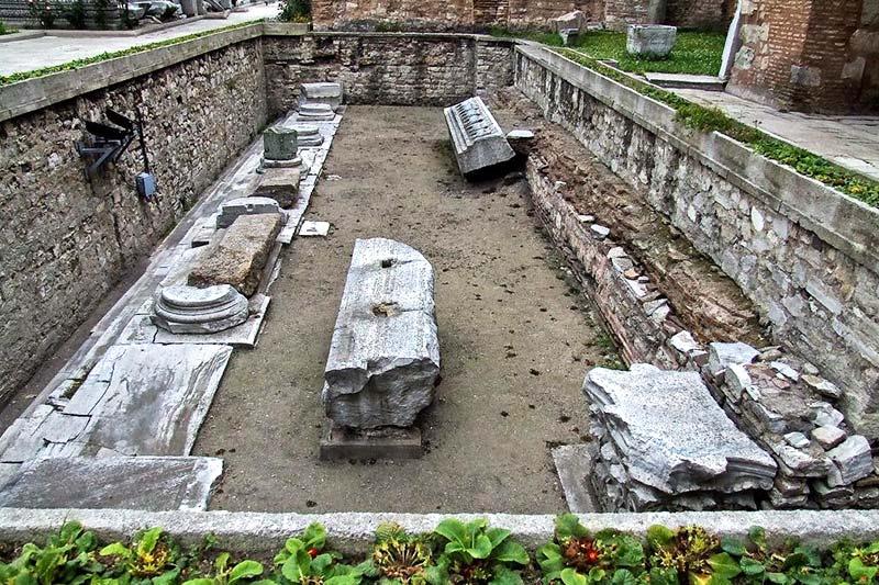 ayasofya muzesi onceki ayasofya